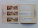 Mucha 6 Set of 6 stamps for European countries 2010 WITH 3 stamps